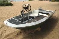 Мотор для лодок своими руками